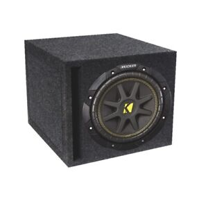 Kicker COMPD12SV Loaded 12in Car Subwoofer - NEW IN BOX