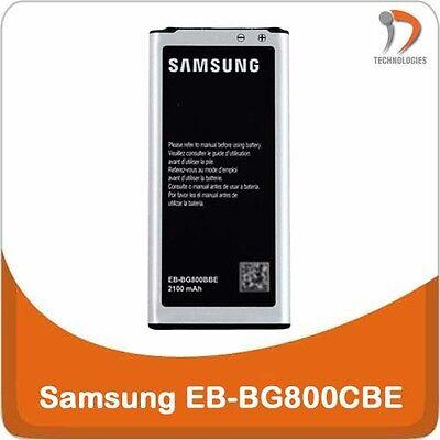 SAMSUNG EB-BG800 EB-BG800CBE Batterie Battery Batterij Originale Galaxy S5 Mini
