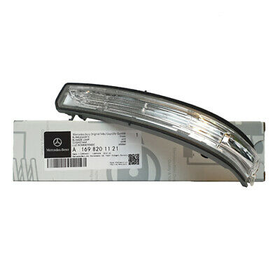 Original Mercedes Blinkleuchte vorne links Spiegelblinker W169 W245 A1698201121