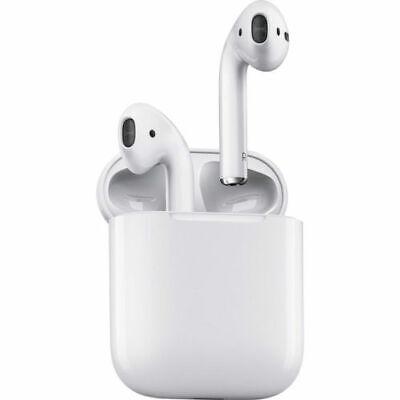 Apple AirPods Wireless Bluetooth Headphones - White (MMEF2AM/A)
