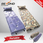 Camping Sleeping Mats with Self-Inflating Mattress