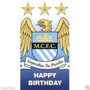 Manchester City Post Card