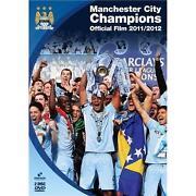 Manchester City DVD