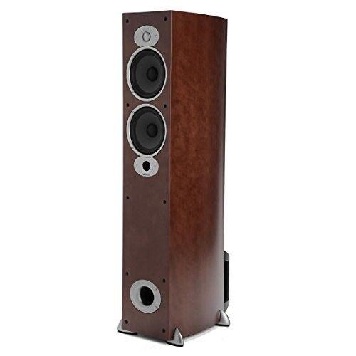 "Polk Audio RTiA Series Dual 6.5"" Floorstanding Speaker (Each) Cherry RTIA5CH"