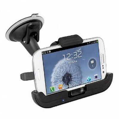 iBOLT Hands-free Vehicle Charging Phone Holder / Car Dock fo