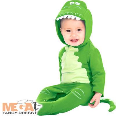 Toy Story Rex Dinosaur Baby Fancy Dress Disney Pixar Animal Infants Costume - Disney Rex Kostüm