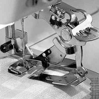 Low Shank Ruffler Presser Foot Feet for Brother Sewing Machine