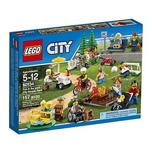 LEGO City-Town 60134 Fun in The Park-City People Pack Building