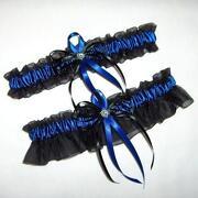 Royal Blue Garter