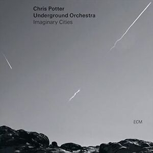 Imaginary Cities Chris Potter Orchestra vinyl LP NEW sealed