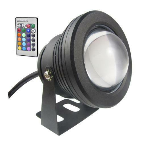 X10 Outdoor Lighting: LED Pool Lights