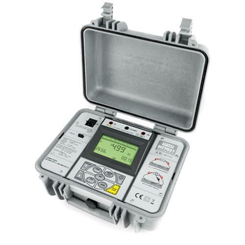 HT Instruments HT7051 Programmable Digital 5kV Insulation Resistance Tester