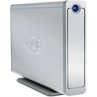 External hard drive for Mac LaCie Big Disk 1TB USB 2.0 External