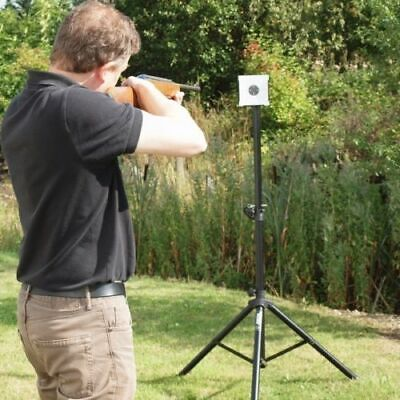 14cm Target Holder Air Rifle Pellet Shooting Airsoft Pistol Practice Stand