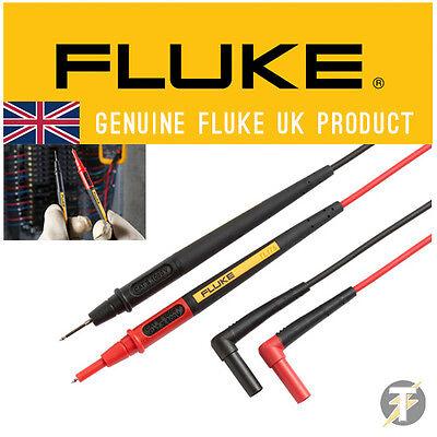 Fluke Tl175 Twistguard Multimeter Clampmeter Test Lead Set