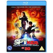 Spy Kids 3D Blu Ray