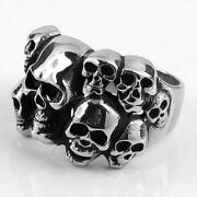 Mens Gothic Rings