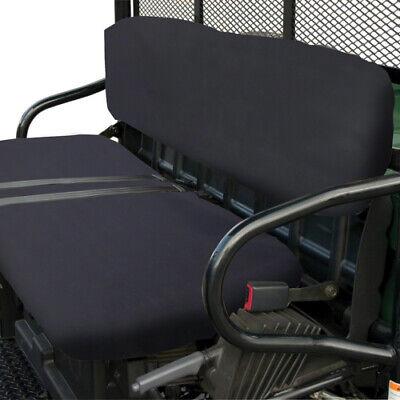 Classic Accessories QuadGear UTV Seat Cover (Black, Fits Polaris Bench) 78377 2009 Polaris Ranger Accessories