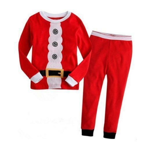 Boys Christmas Pajamas | eBay