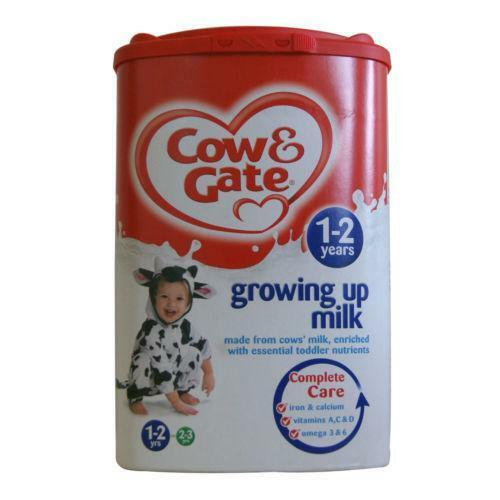 Cow And Gate 1 Formula Ebay