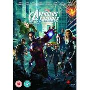 Avengers Assemble DVD