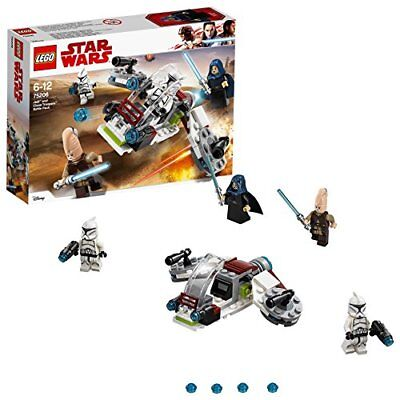 Stars Wars Jedi (Lego Star Wars Jedi und Clone Troopers Battle Pack 75206 Star Wars Spielzeu)