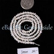 4mm Freshwater Pearl Beads