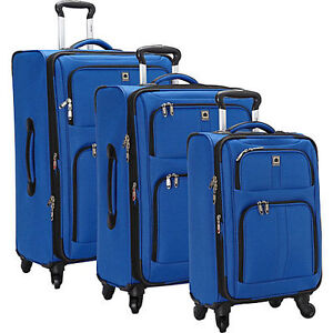 """DELSEY 25"""" SUITCASE/LUGGAGE"""