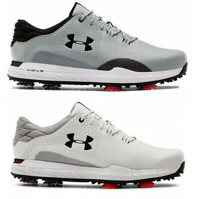 under Armour Hovr Matchplay Mens Golf Shoes Wide Fitting Waterproof