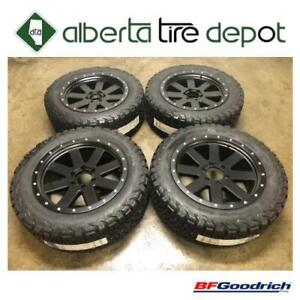 SALE up to 15% DISCOUNT BFG K02 245/75R16 Tires Rims BFGoodrich ALL TERRAIN TA KO2 KM3 PRO Comp Rims Buy 3 get 1 FREE