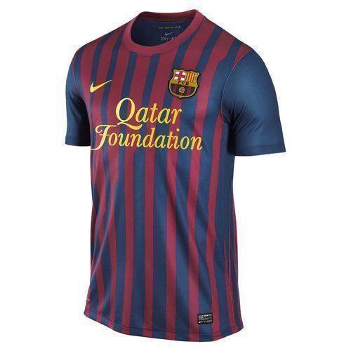 316898b510 Barcelona Shirt 2012 | eBay