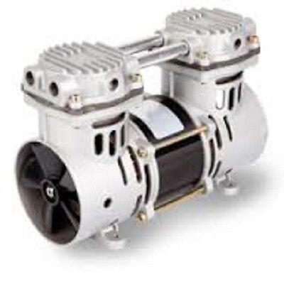 Lake Pond Aeration Compressor Aerator Pump Motor 1/3hp Rebuilt 3-4CFM 40+ PSI !!