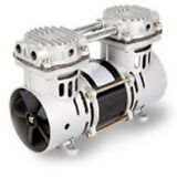 Lake Pond Aeration Compressor Aerator Pump Motor 1/3hp Rebuilt 3-4CFM 40+ PSI