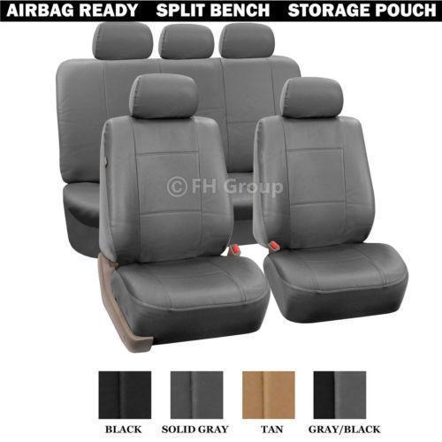 Split bench seat cover ebay