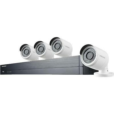 Samsung SDH-B73043BFN 4 Camera 4 Channel DVR Video Security