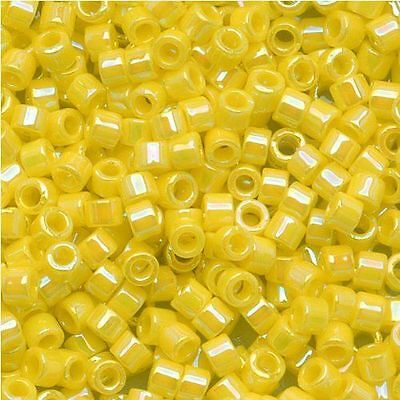delica seed beads size 11 0 opaque