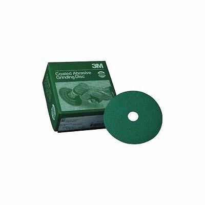 - 3M 1914, Green Corps Fibre Disc, 5in x 7/8in, 36g, 20 discs, grinding, welding