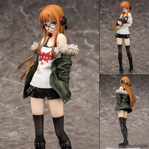 Phat Company Persona 5 - Futaba Sakura 1/7 Scale PVC Figure Toy Gift New No Box
