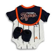Detroit Tigers Baby Clothes