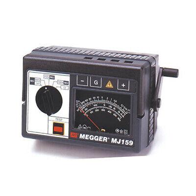 Megger 212159 Hand-crank Analog Megger Insulation Tester 2 Gohms