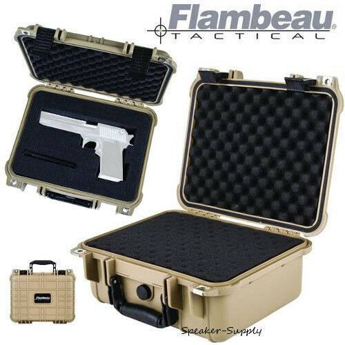 Flambeau HD Series Small Molded Case w/Zerust - 11.75x9x5 SK