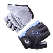 Cycling Half Finger Gel Gloves