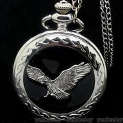 Silver Eagle Watch