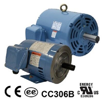 Odp15-18-254t 15 Hp 1800 Rpm New Worldwide Electric Motor Baldor