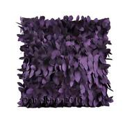 Purple Throw Pillow Covers