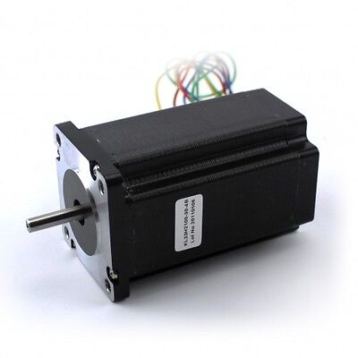3 Pcs New Nema 23 Dual Shaft Stepper Motor 382 Oz-in Ship From Usa