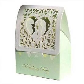24x Love Heart Couple - Cream