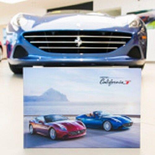 Ferrari California T Brochure