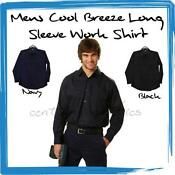 Mens Cotton Work Shirts