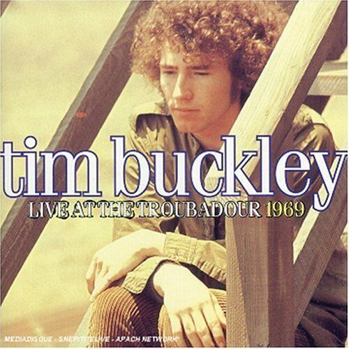 Tim Buckley - Live at the Troubadour 1969 [New CD]